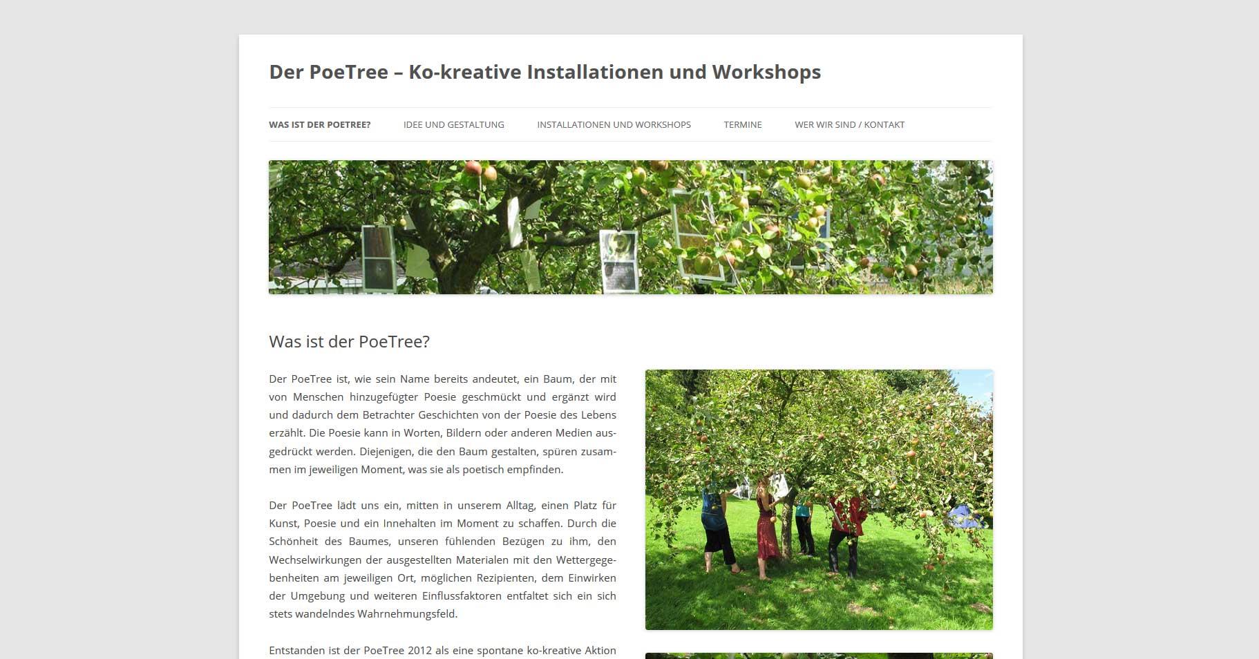 Webseite-Poetree-Frankfurt