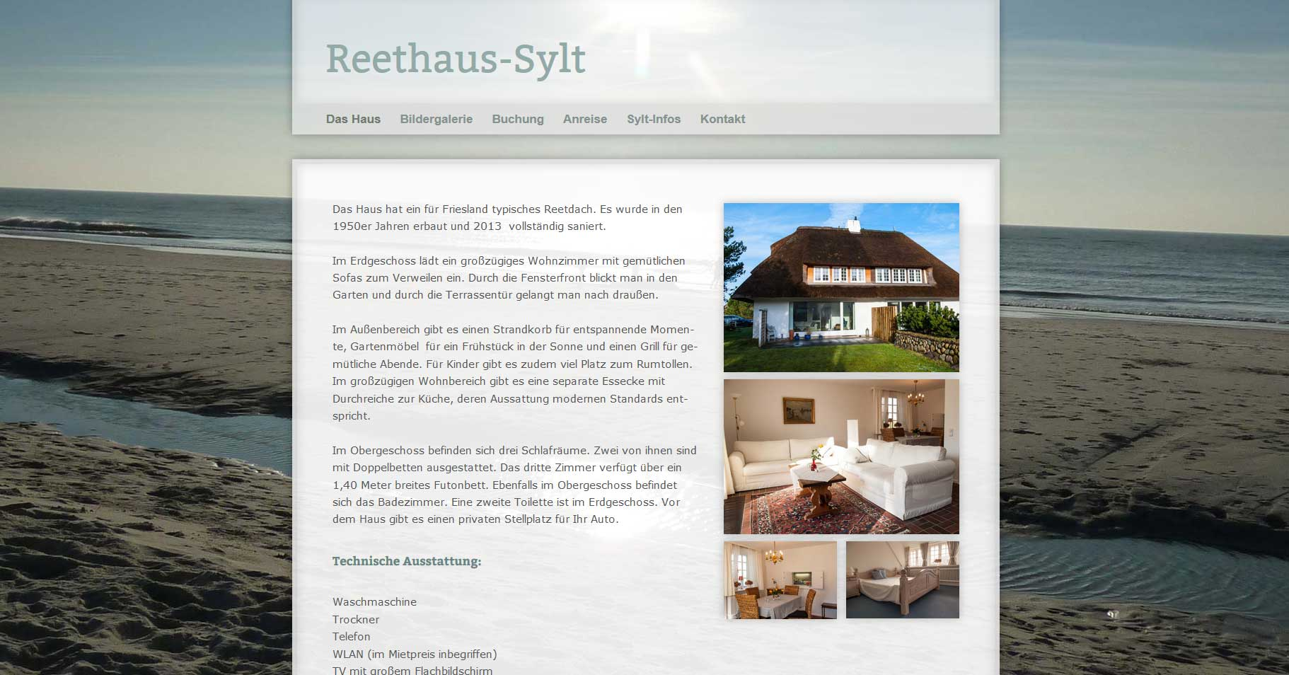 sylt-reethaus-webgestaltung-webiseo